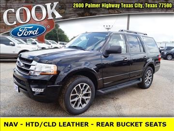 2017 Ford Expedition for sale in Texas City, TX