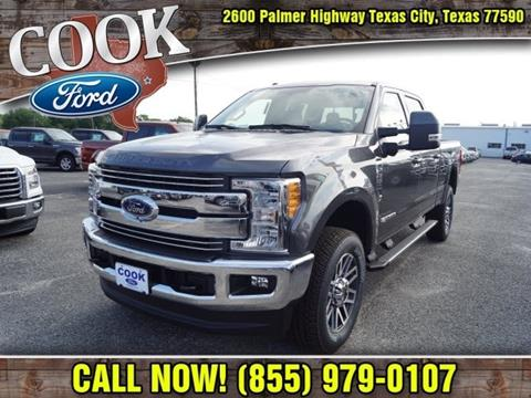 2017 Ford F-250 Super Duty for sale in Texas City, TX