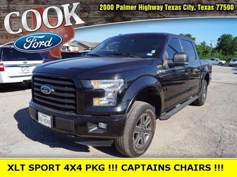 2015 Ford F-150 for sale in Texas City, TX