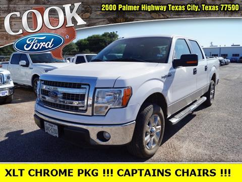 2014 Ford F-150 for sale in Texas City, TX