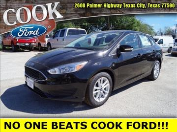 2017 Ford Focus for sale in Texas City, TX