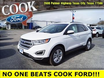 2017 Ford Edge for sale in Texas City, TX
