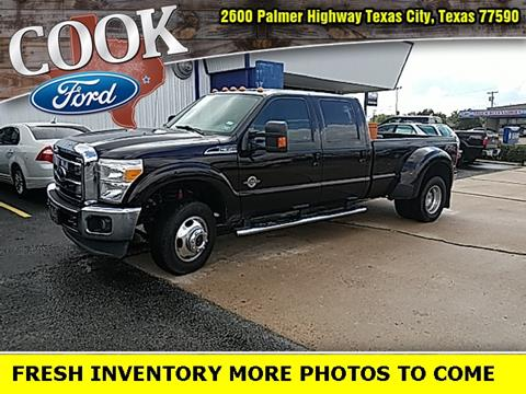 2013 Ford F-350 Super Duty for sale in Texas City, TX