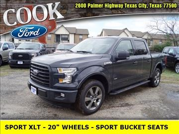 2016 Ford F-150 for sale in Texas City, TX