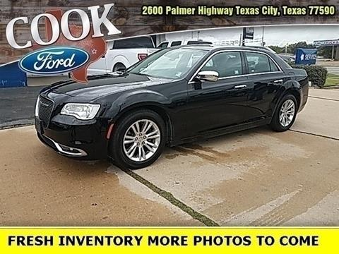 2016 Chrysler 300 for sale in Texas City, TX
