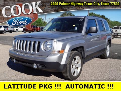 2017 Jeep Patriot for sale in Texas City, TX