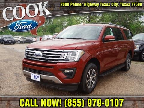 Ford Expedition Max For Sale In Texas City Tx