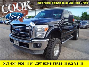 2013 Ford F-250 Super Duty for sale in Texas City, TX