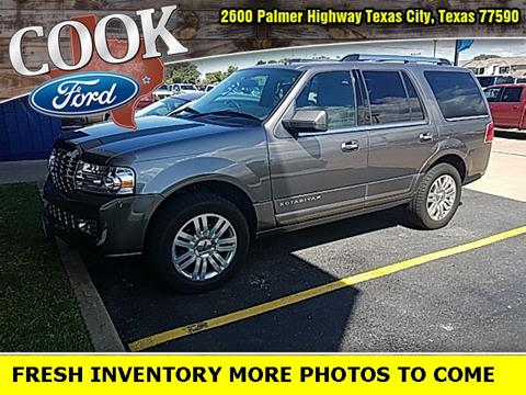 2011 Lincoln Navigator for sale in Texas City, TX