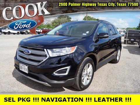 2016 Ford Edge for sale in Texas City, TX