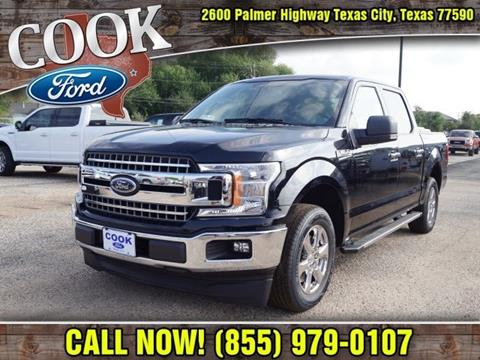 2018 Ford F-150 for sale in Texas City, TX