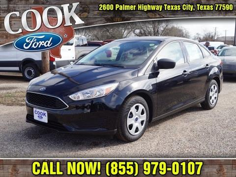 2018 Ford Focus for sale in Texas City, TX