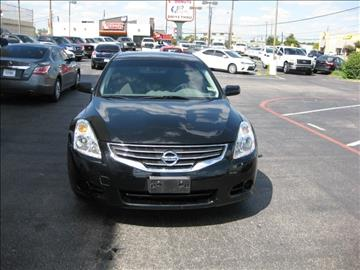 2012 nissan altima for sale in dallas tx. Black Bedroom Furniture Sets. Home Design Ideas