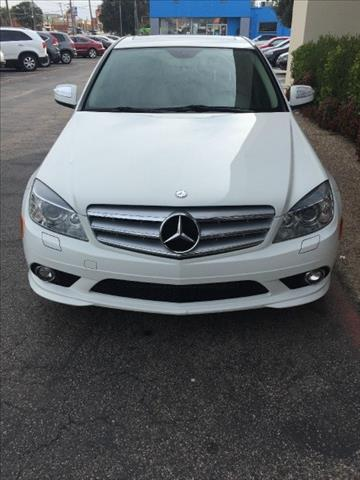 2009 Mercedes-Benz C-Class for sale in Dallas, TX