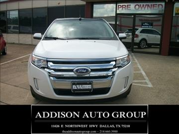 2013 Ford Edge for sale in Dallas, TX