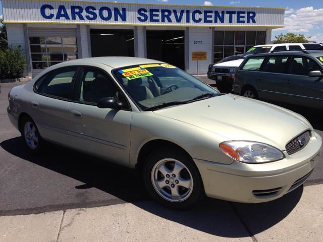 2006 Ford Taurus for sale in Carson City NV