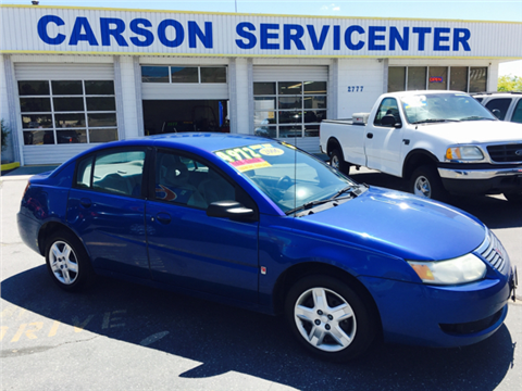 Saturn ion for sale carson city nv for Eagle valley motors carson city nv