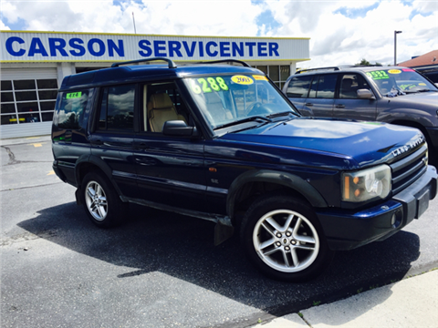 2003 Land Rover Discovery for sale in Carson City, NV