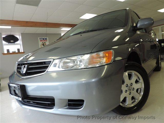 2002 Honda Odyssey for sale in Streamwood IL