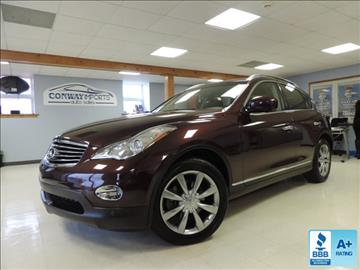 2013 Infiniti EX37 for sale in Streamwood, IL