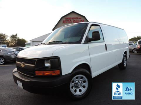 2012 Chevrolet Express Cargo for sale in Streamwood, IL