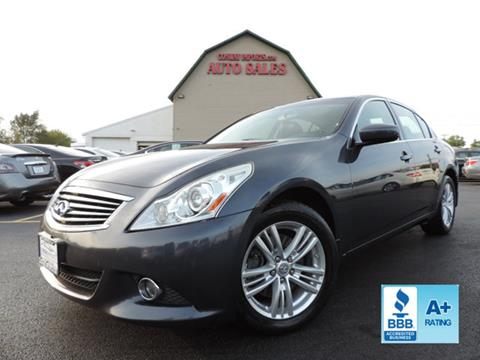 2010 Infiniti G37 Sedan for sale in Streamwood, IL