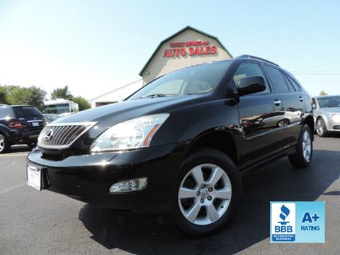 2009 Lexus RX 350 for sale in Streamwood, IL