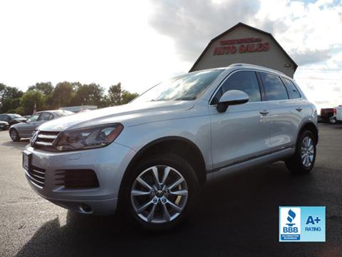 2013 Volkswagen Touareg for sale in Streamwood, IL