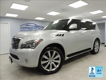 2012 Infiniti QX56 for sale in Streamwood, IL