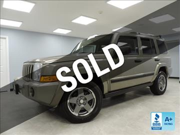 2006 Jeep Commander for sale in Streamwood, IL