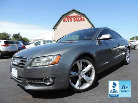 2012 Audi A5 for sale in Streamwood, IL