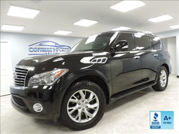 2011 Infiniti QX56 for sale in Streamwood, IL