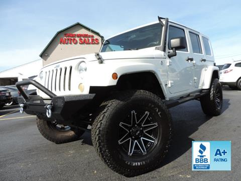 2010 Jeep Wrangler Unlimited for sale in Streamwood, IL