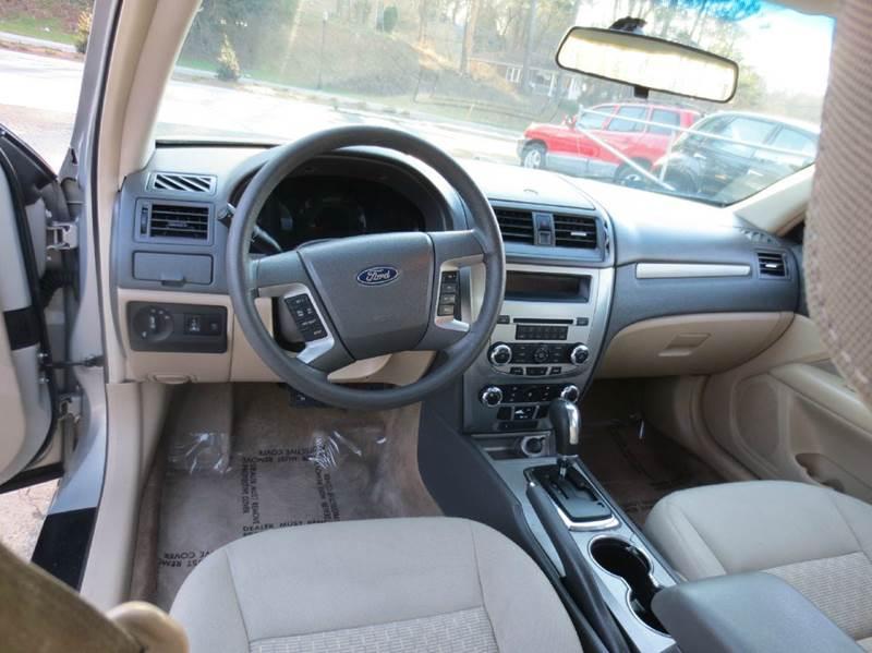2010 Ford Fusion SE 4dr Sedan - Marietta GA