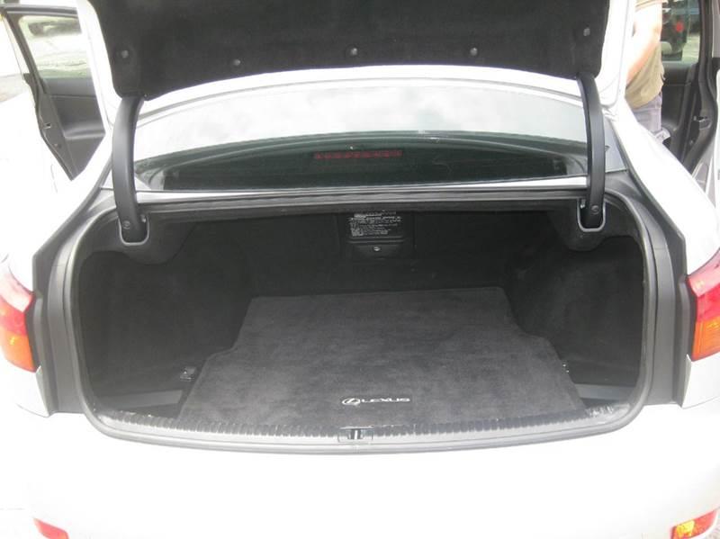 2006 Lexus IS 250 Base 4dr Sedan w/Automatic - Marietta GA