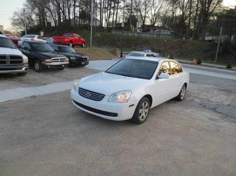 2006 Kia Optima New LX 4dr Sedan w/Automatic - Marietta GA