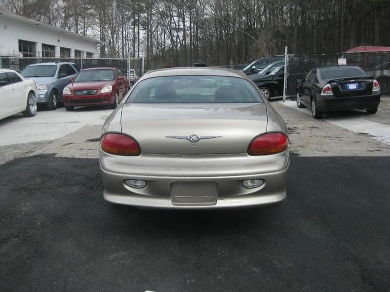 2004 Chrysler Concorde LXi 4dr Sedan - Marietta GA