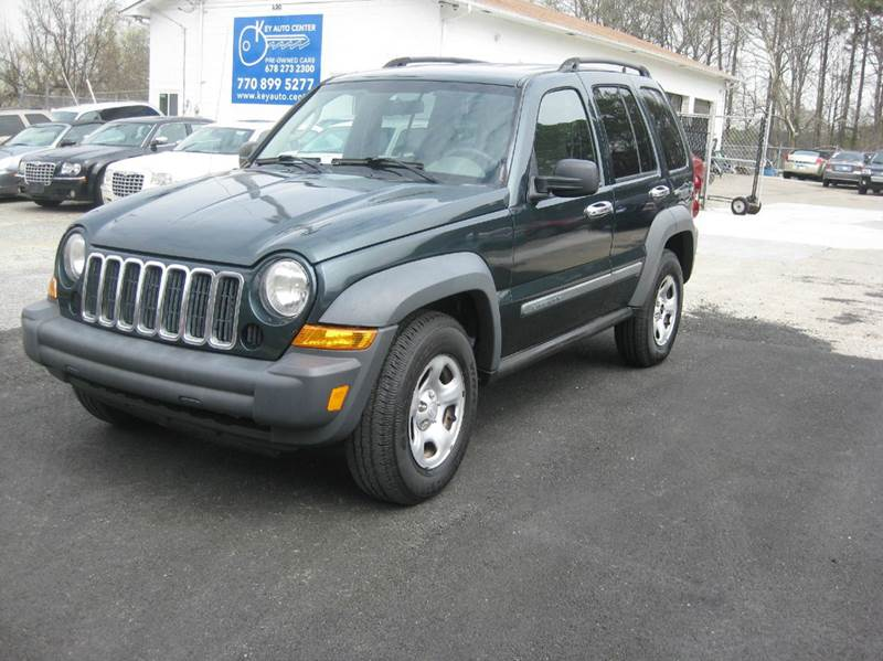 2006 Jeep Liberty Sport 4dr SUV - Marietta GA