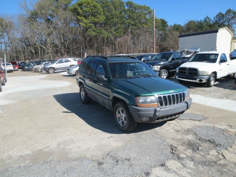 1999 Jeep Grand Cherokee Laredo 4dr 4WD SUV - Marietta GA