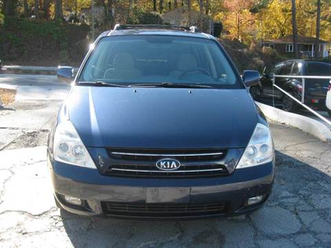 2008 Kia Sedona for sale in Marietta, GA
