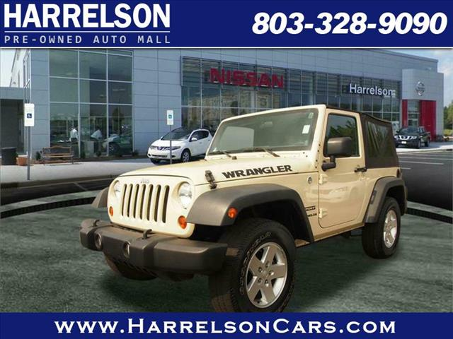 2011 Jeep Wrangler for sale in Rock Hill SC