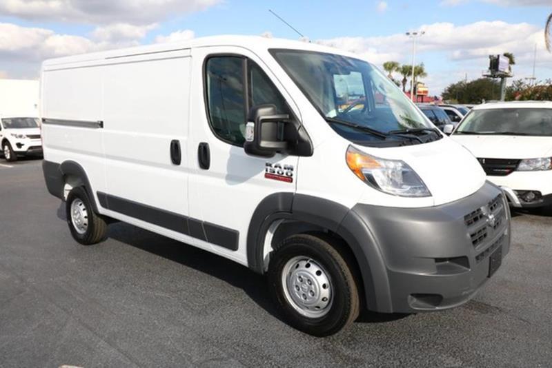 2017 RAM ProMaster Cargo For Sale In Orlando FL