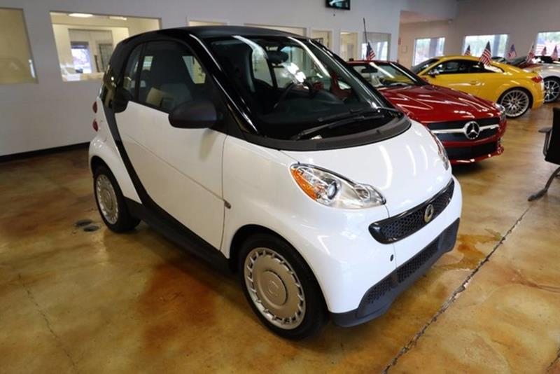 2014 Smart fortwo