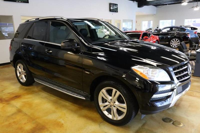 2012 mercedes benz m class for sale for Mercedes benz lease orlando