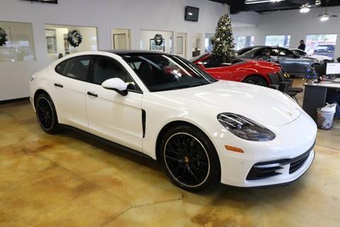 2017 Porsche Panamera for sale in Orlando, FL