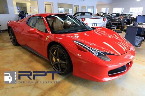 2014 Ferrari 458 Spider For Sale In Orlando, FL