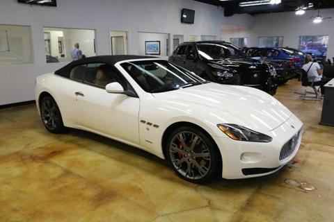 2013 Maserati GranTurismo For Sale in Lacombe, LA - Carsforsale.com®