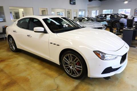 2016 Maserati Ghibli for sale in Orlando, FL