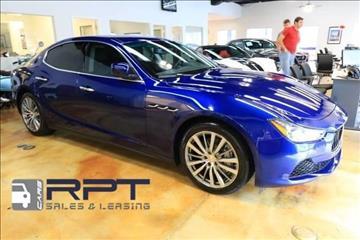2016 Maserati Ghibli for sale in Orlando, FL