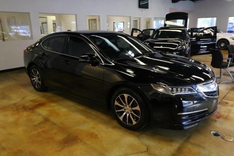 2015 Acura TLX for sale in Orlando, FL